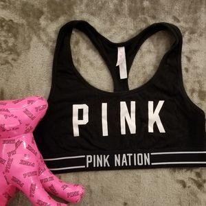 PINK nation sports bra